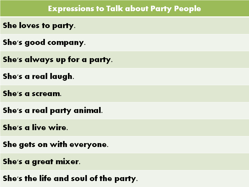 Useful English Expressions Commonly Used in Daily Conversations 21