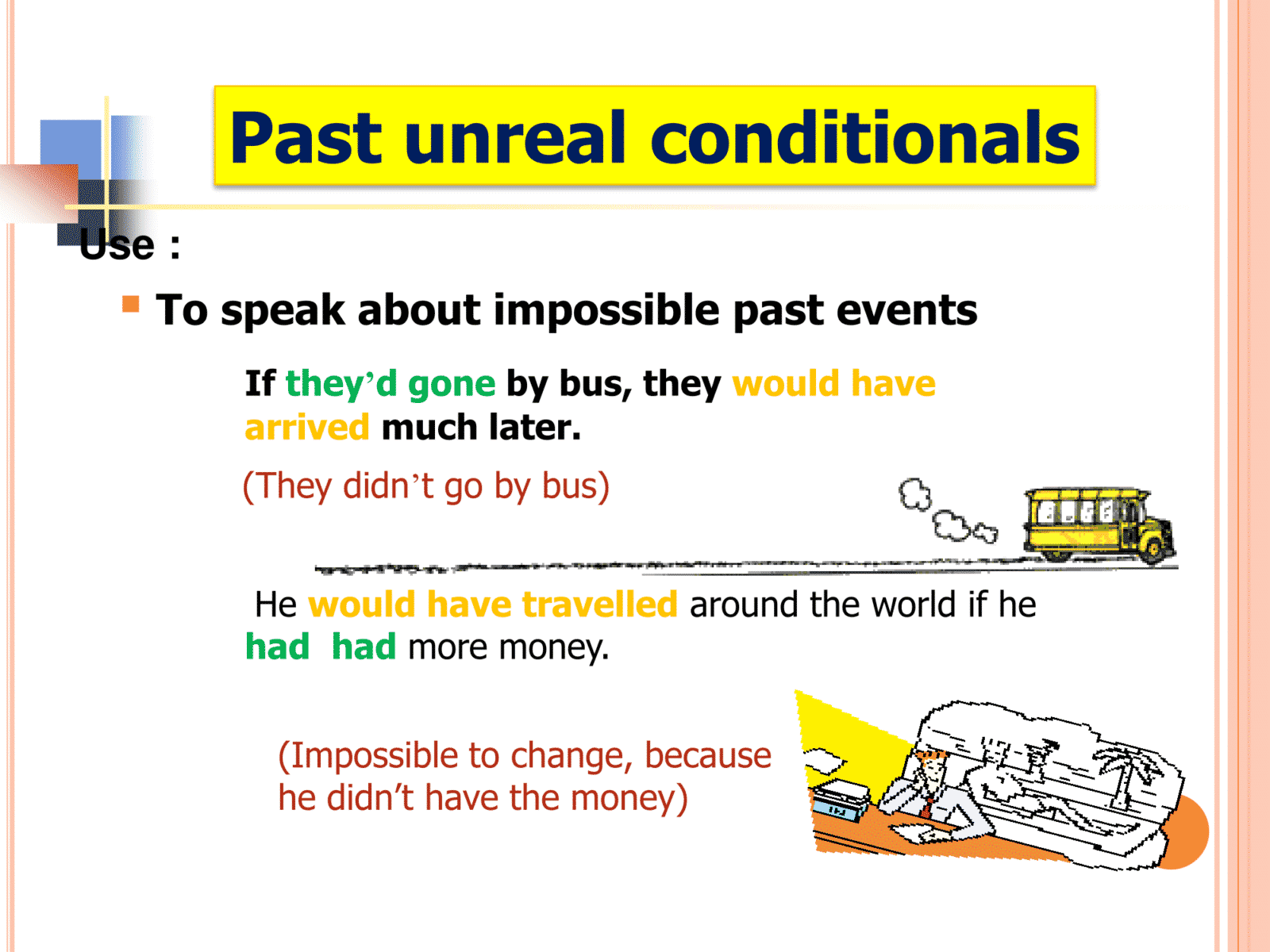 The Four Types of Conditionals in English 3