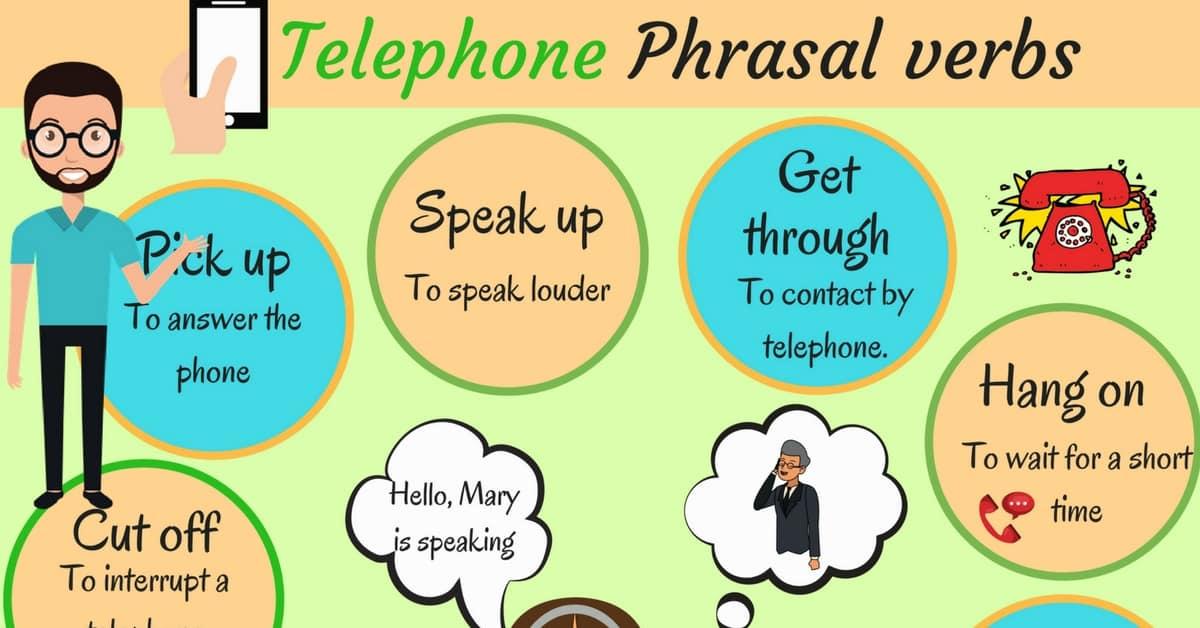 common phrasal verbs in english pdf
