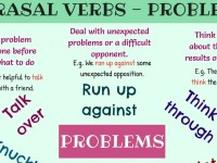 useful words and phrases to write a great essay esl buzz  common phrasal verbs for talking about problems in