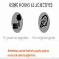 using_nouns_as_adjectives