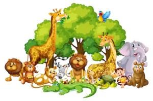 animals, endangered species