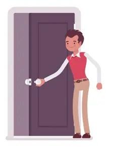 imperatives,open door