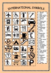 International Symbols