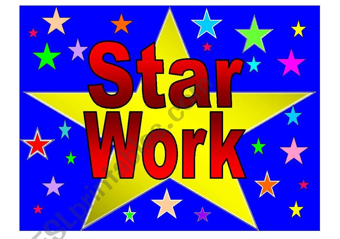 Star Work
