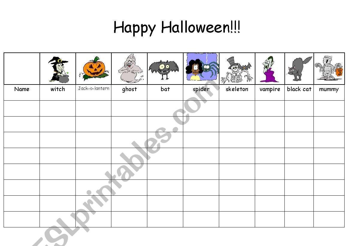 Kids Halloween Interview