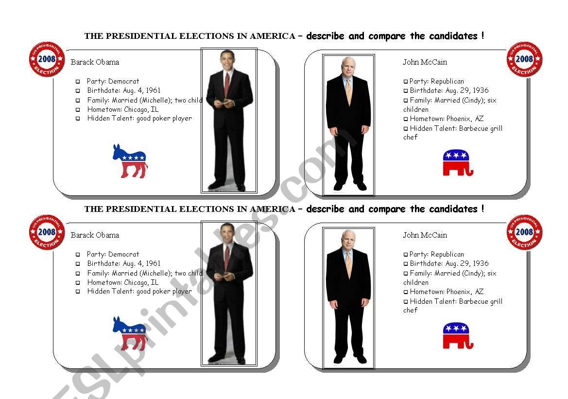 American Presidential Elections