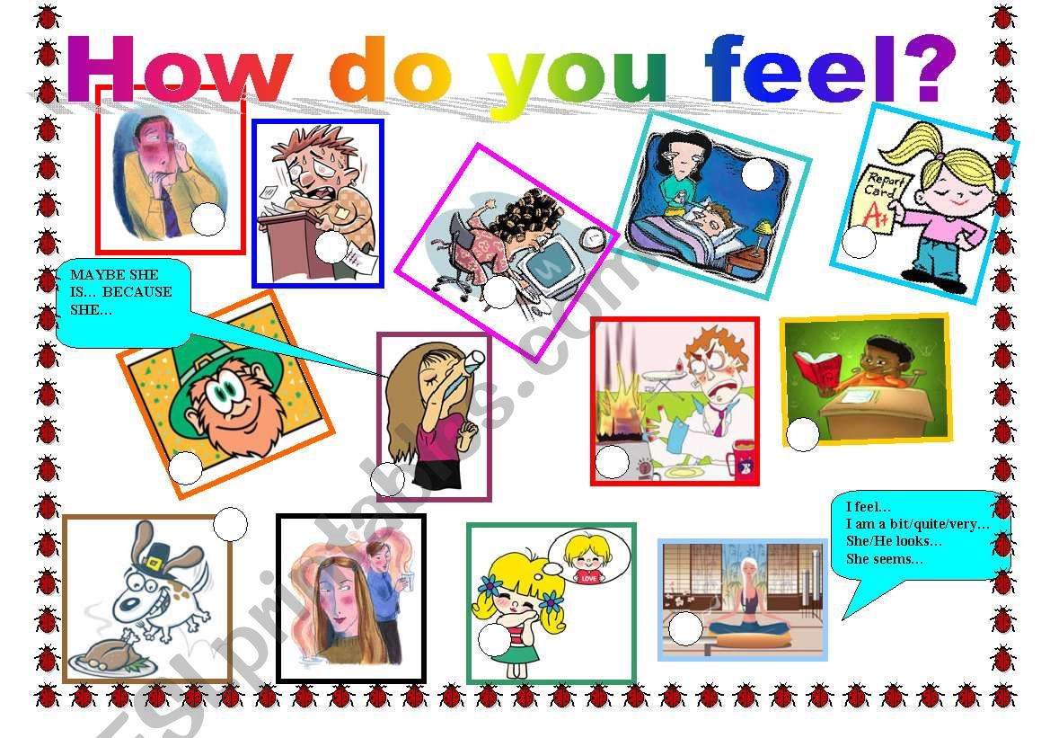 How Do You Feel