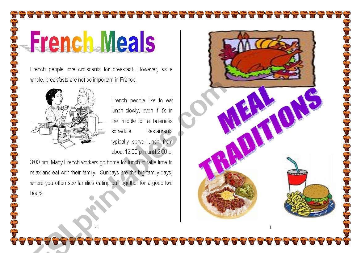 Food Booklet