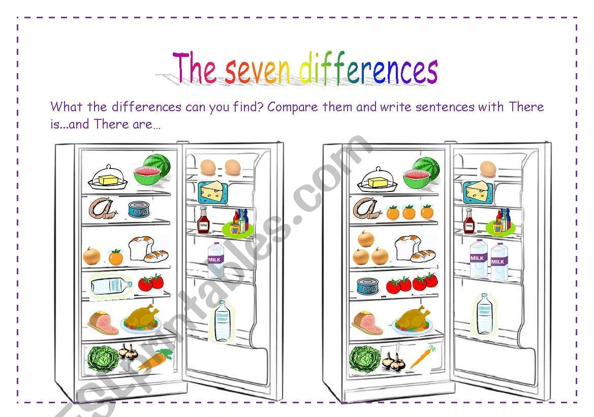 The Seven Differences