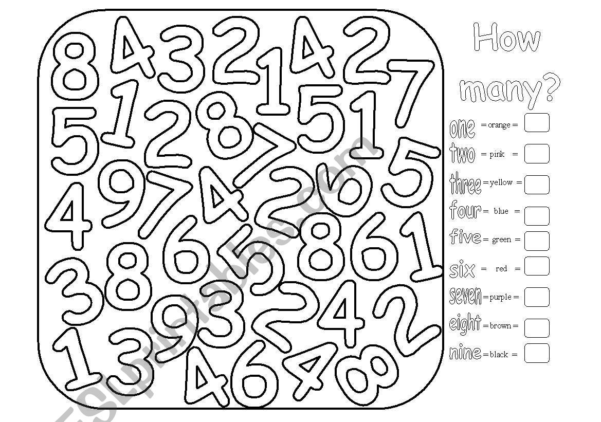 Find The Numbers Easier Version