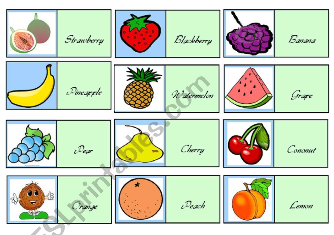 A Game About Fruits 1
