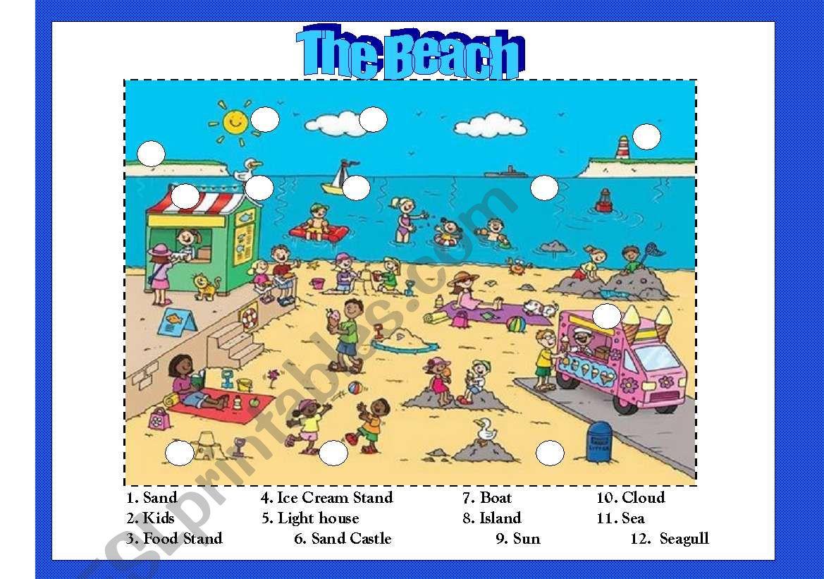The Beach Voc