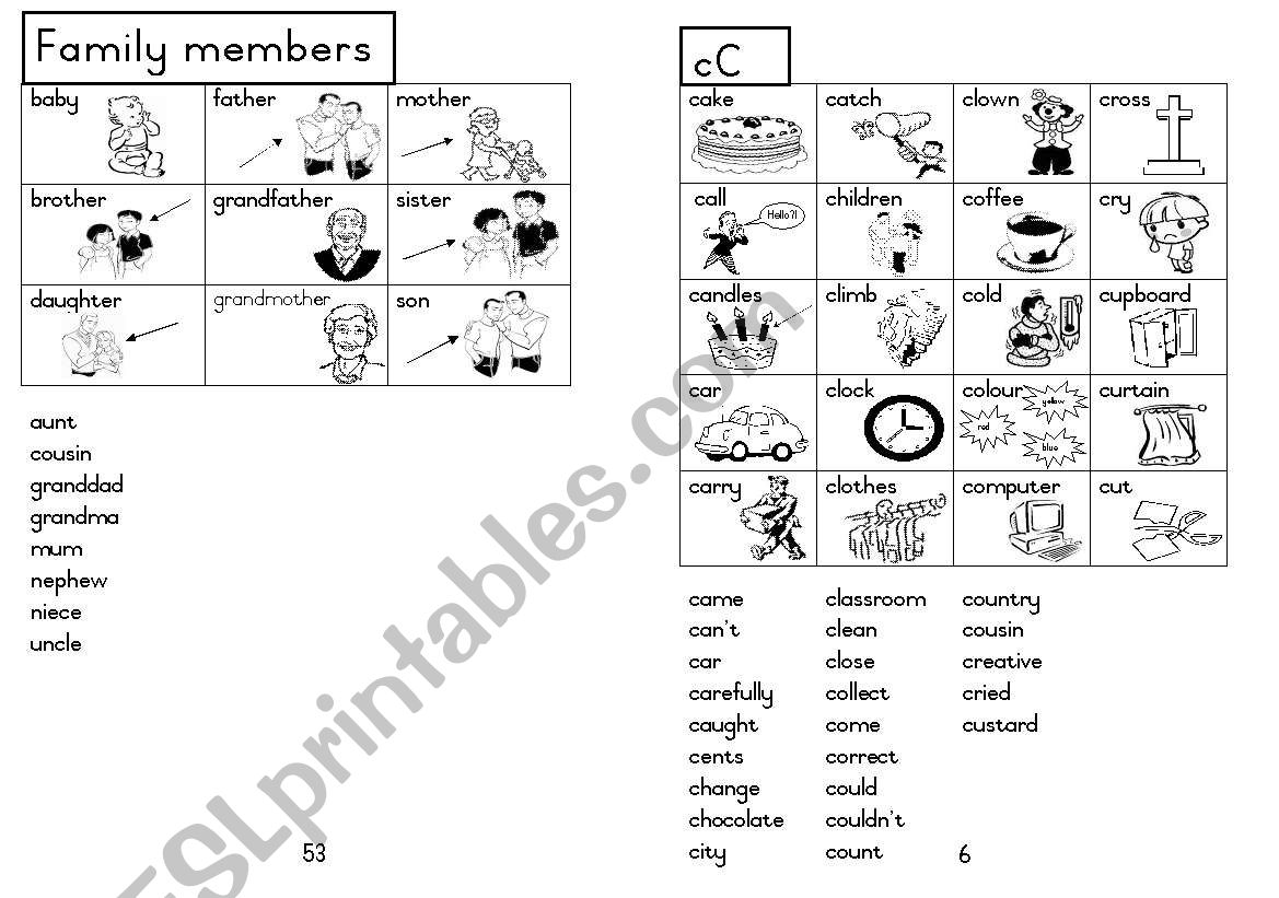 A5 Picture Dictionary 7