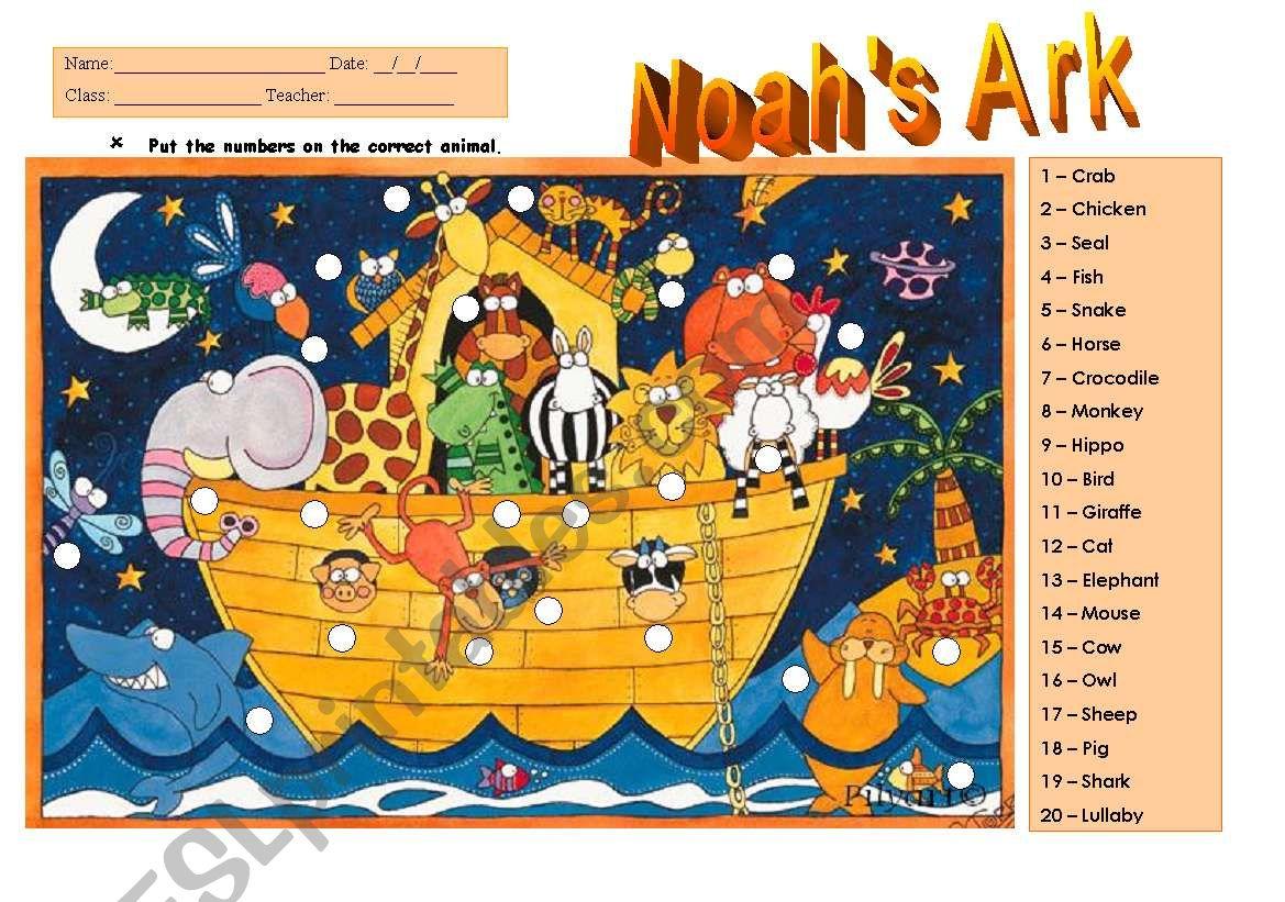 Noah S Ark 3