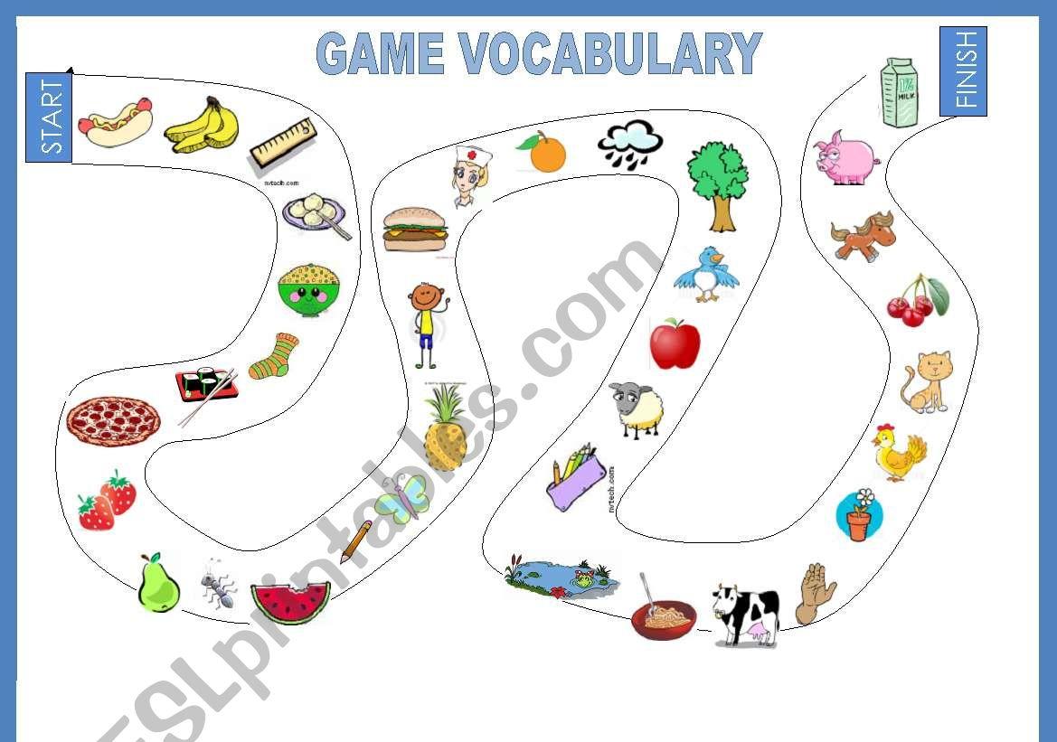 Game Vocabulary