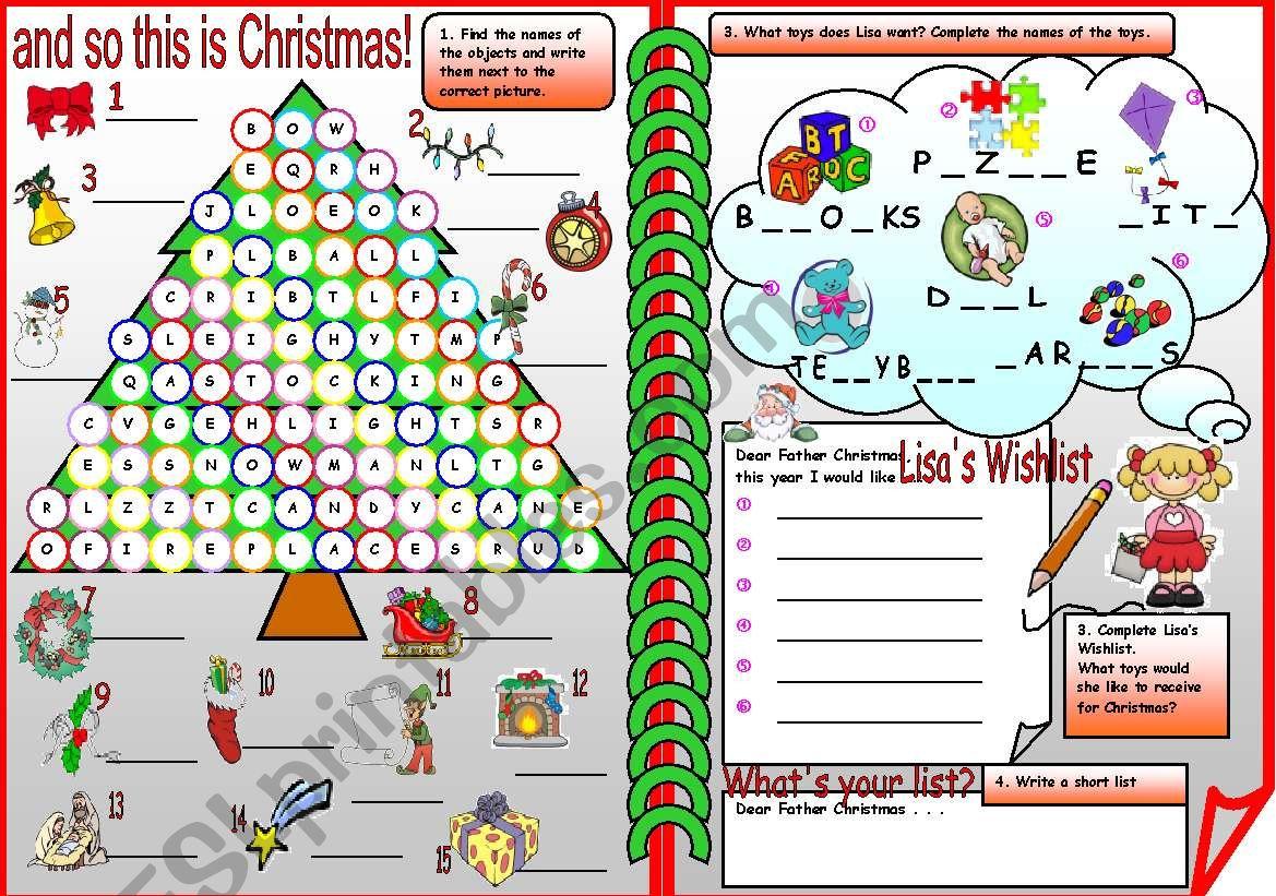 Christmas And Toys
