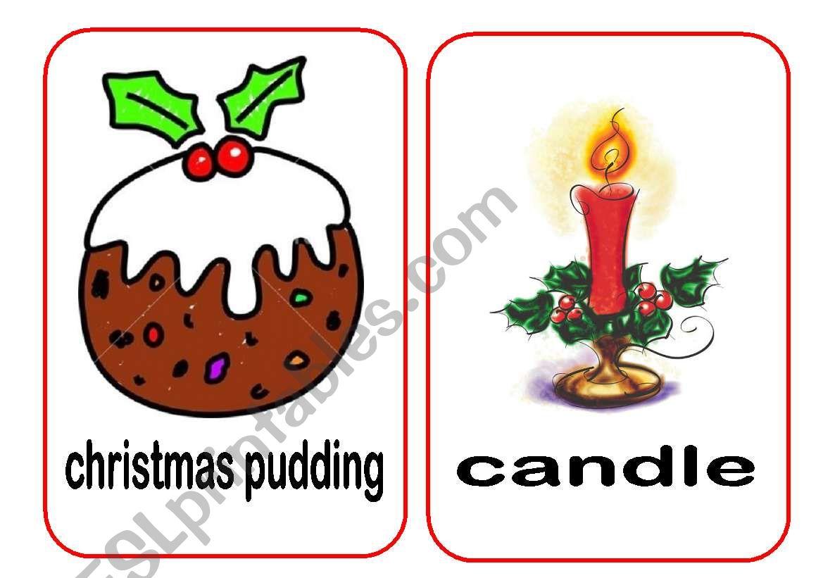 Free Christmas Elementary Worksheet