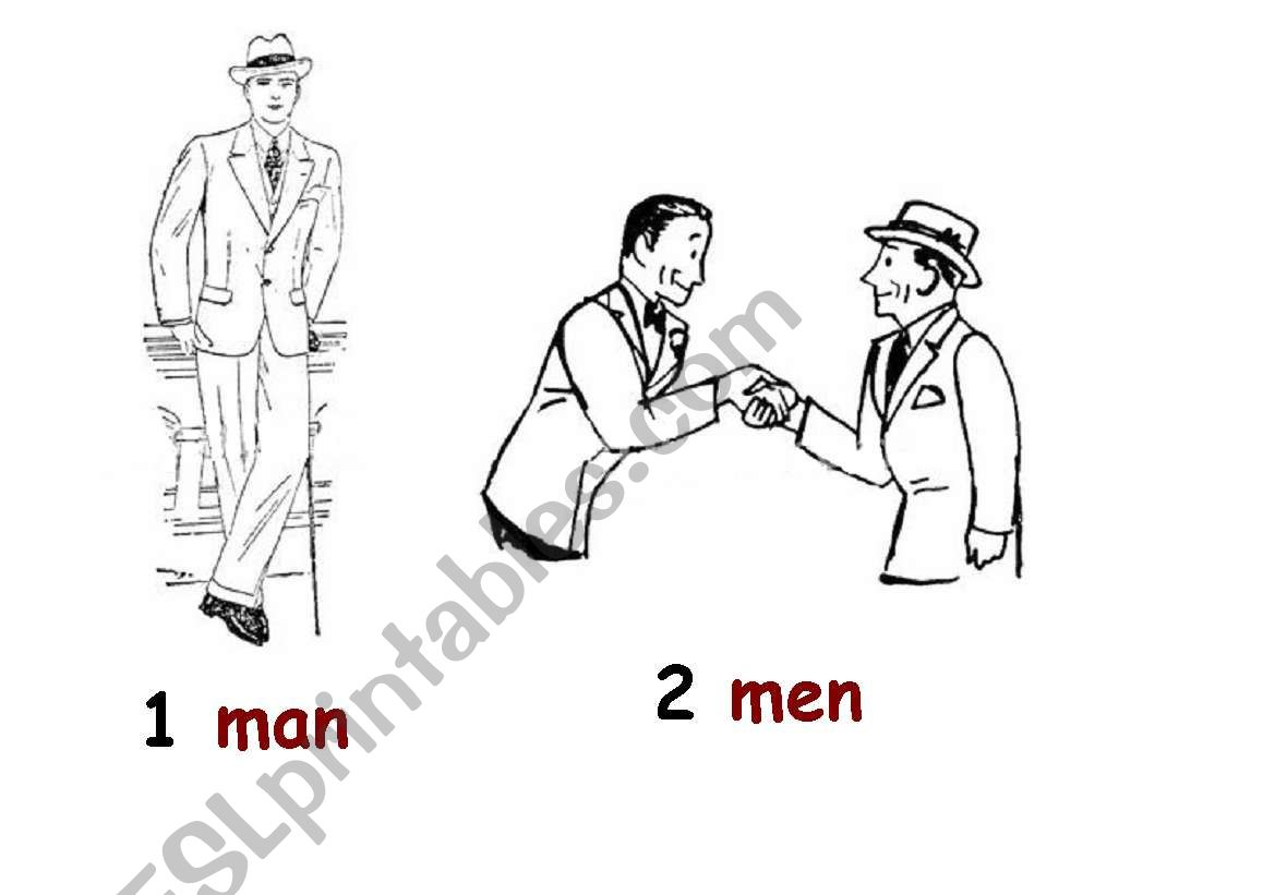 Plural Nouns 5