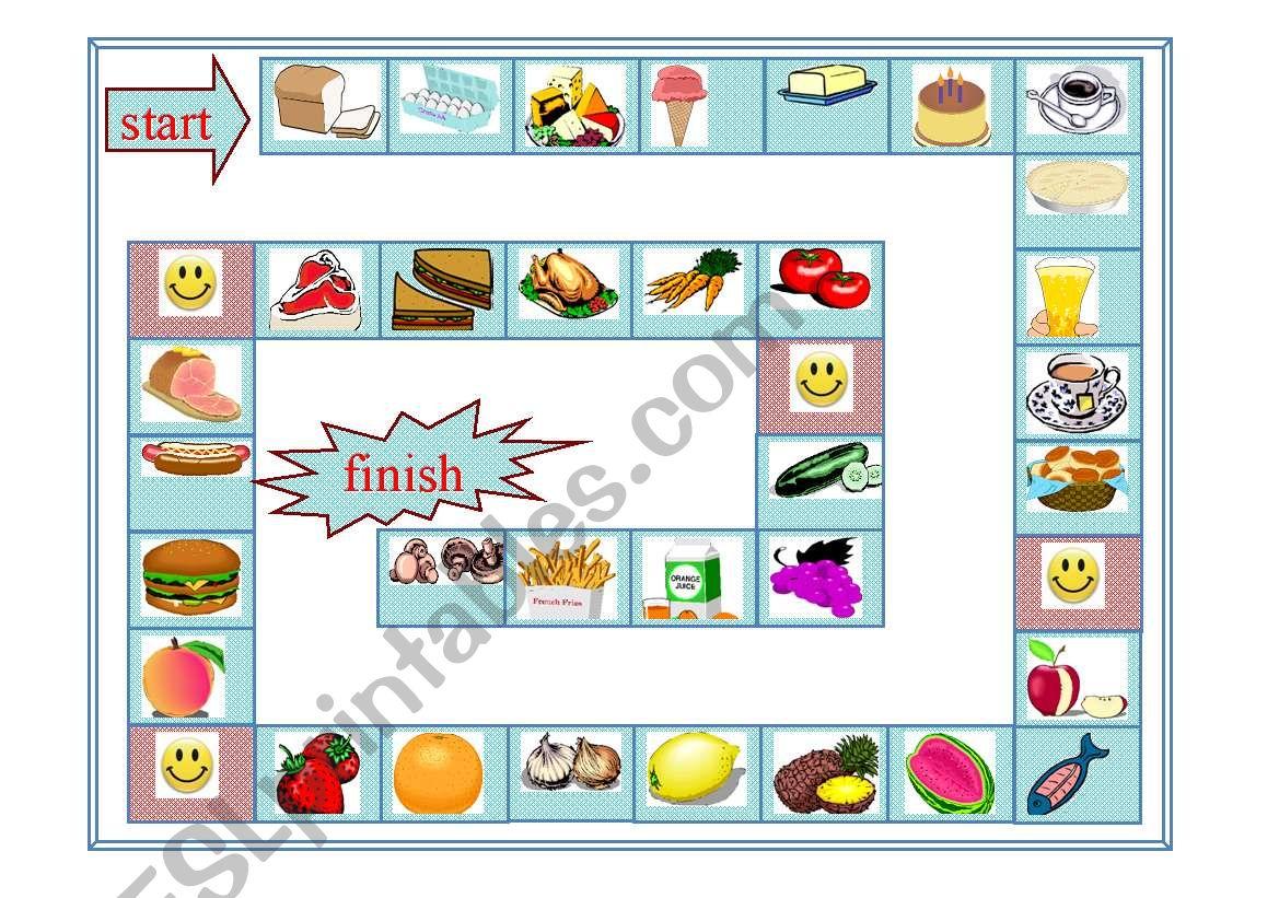 Food Boardgame