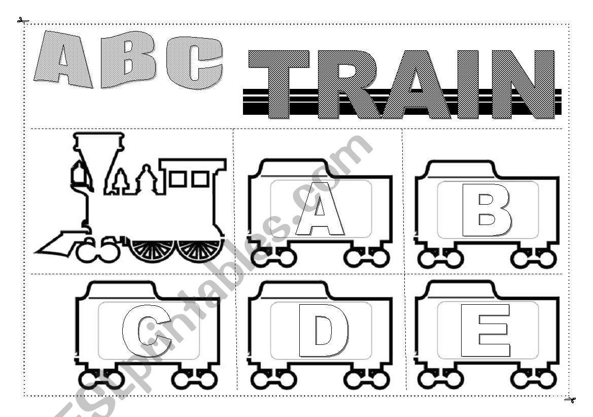 A B C Train