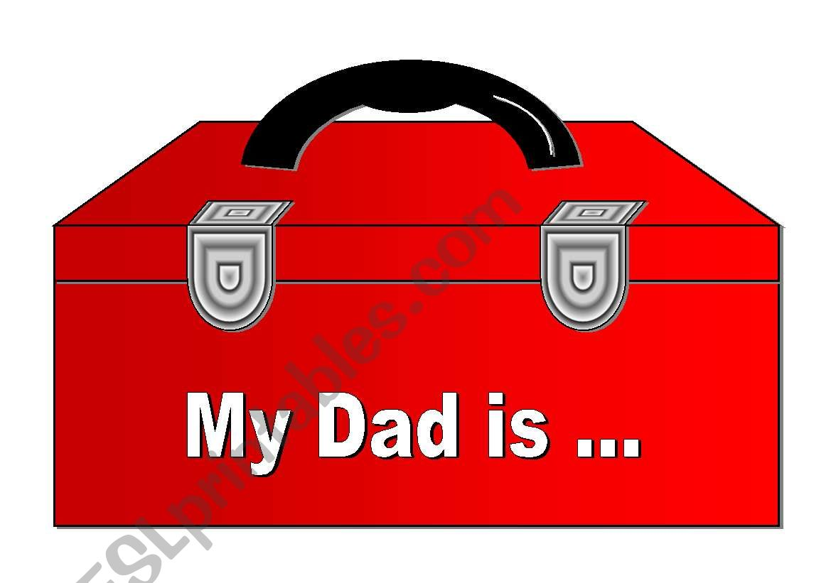 Father S Day Special 15 Page Document With Fill In The