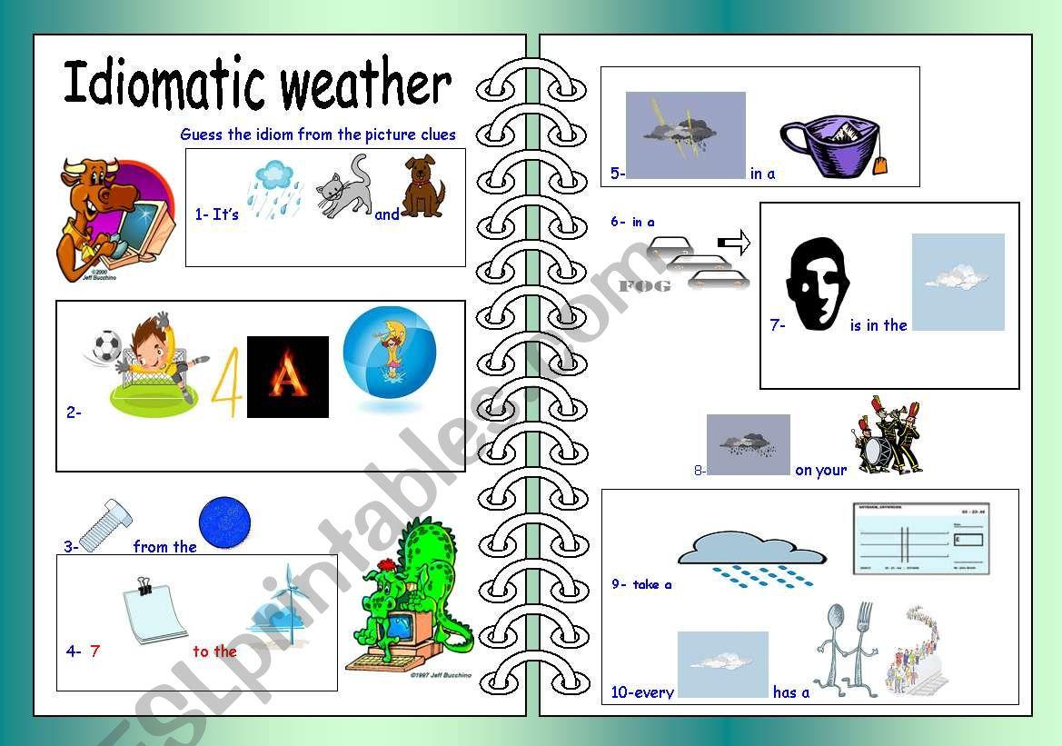 Idiomatic Weather
