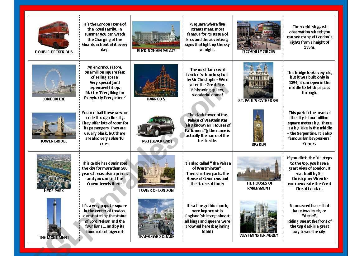 London Domino 2