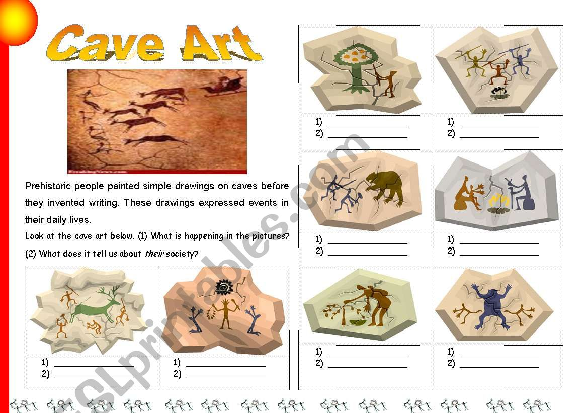 The Interesting Cave Art Discussion