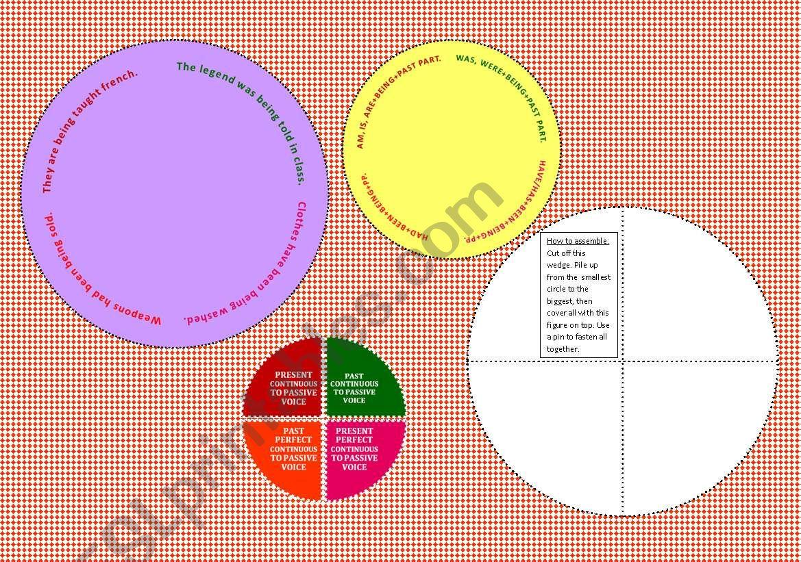 Passive Voice Wheel 2