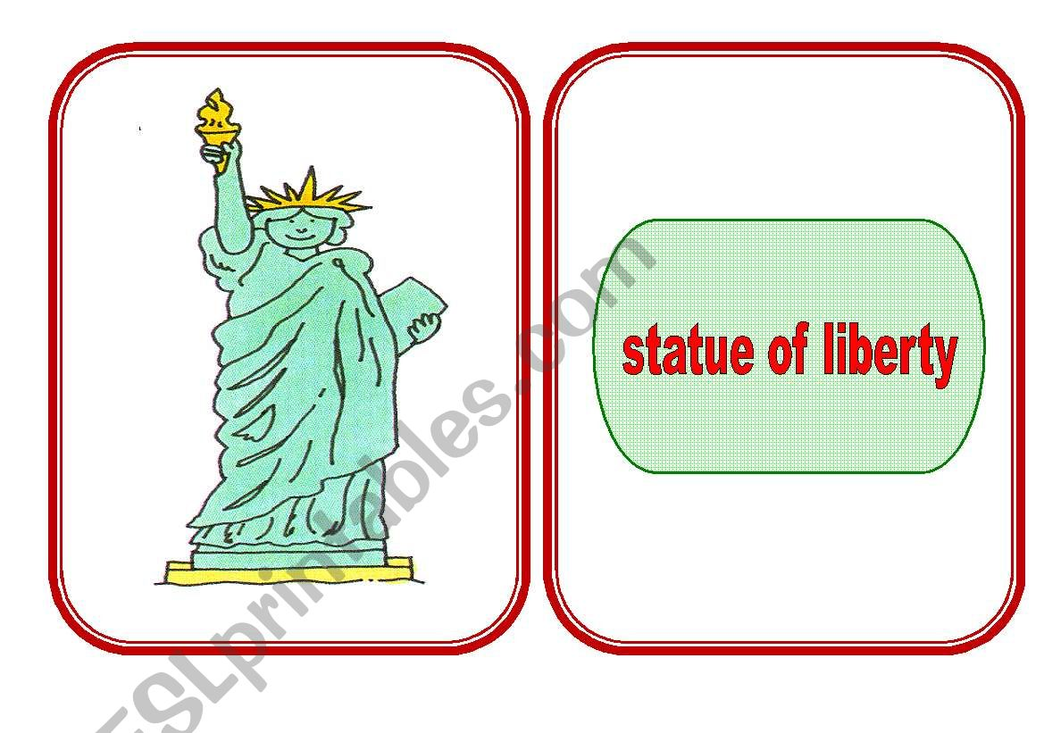 Cards About Usa