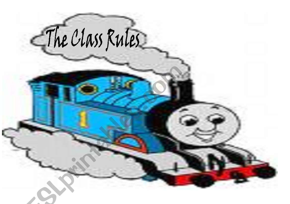 Class Rules Train