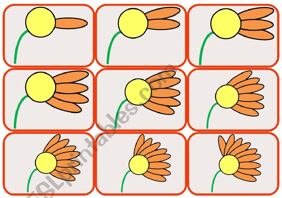 Number Cards Memory Game Or Matching Activity 1 To 20