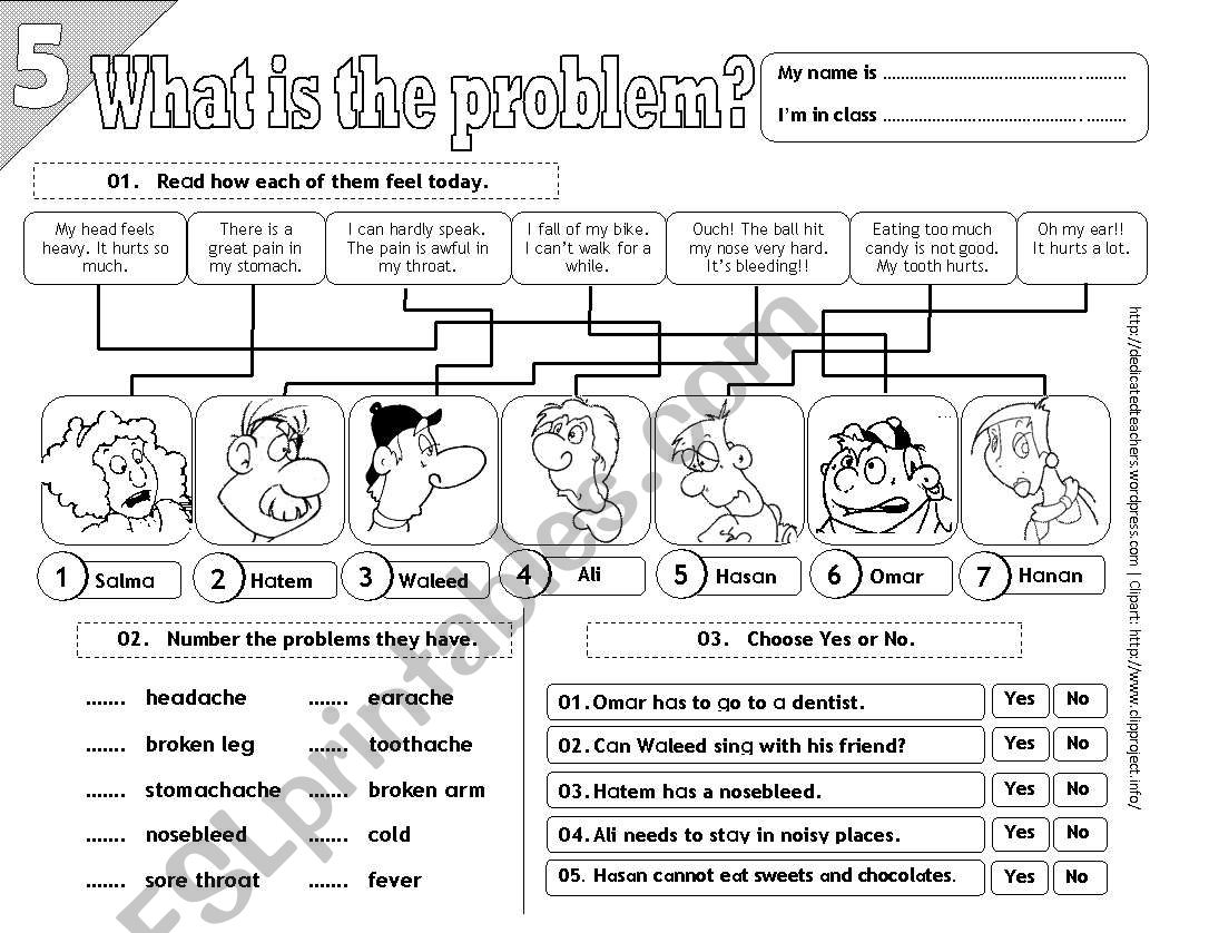 What Is The Problem 05