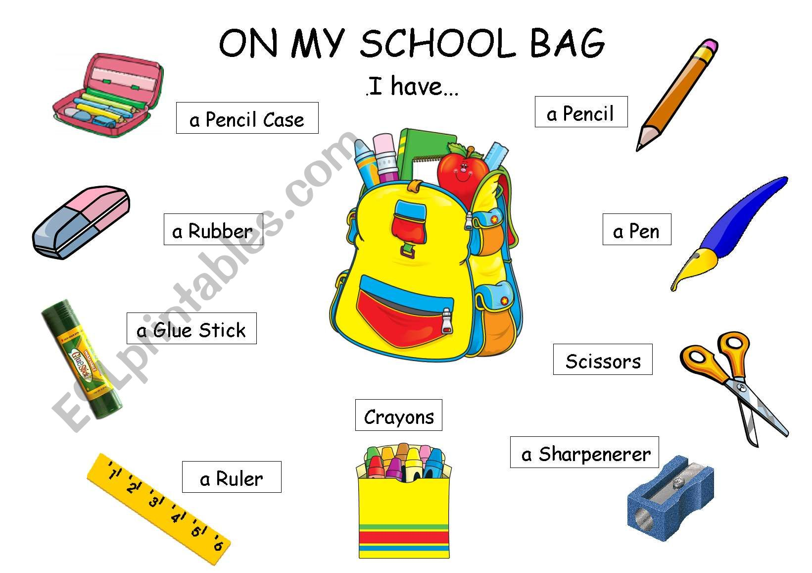 The School Bag
