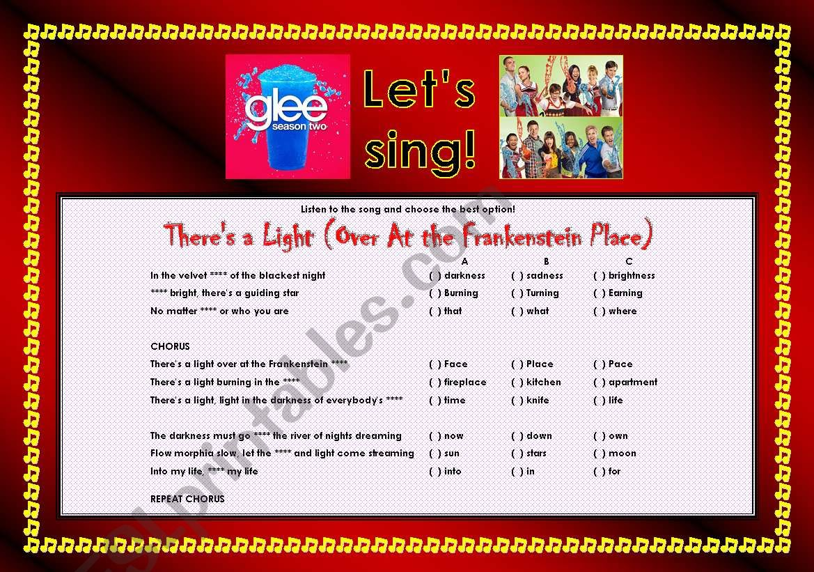 Gt Glee Series Season 2 Gt Songs For Class S02e05
