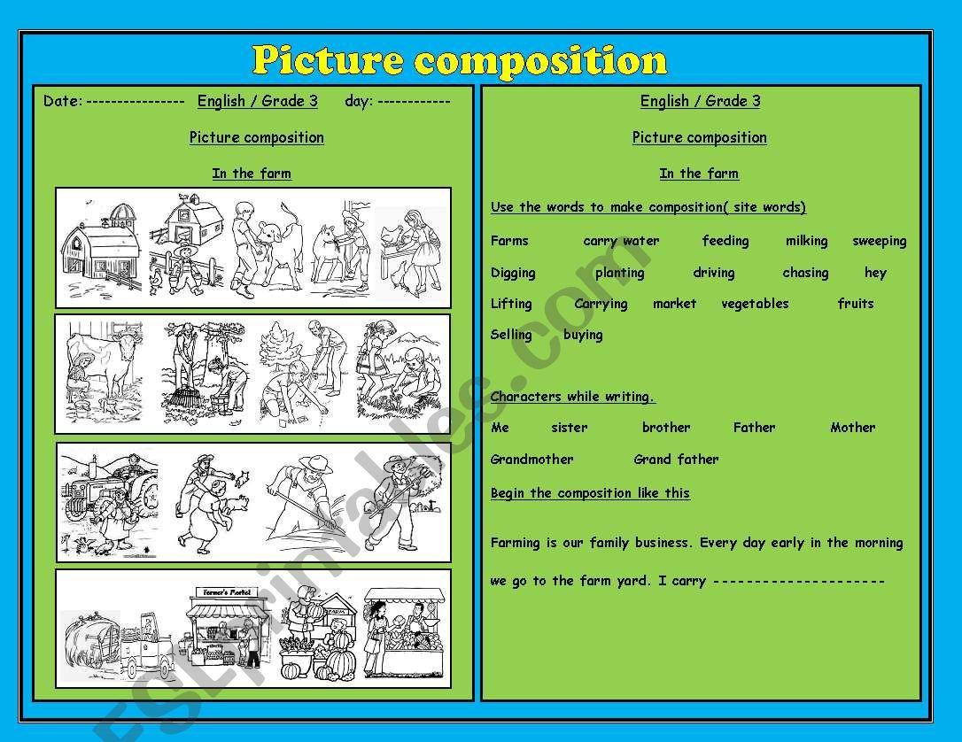 Picture Composition