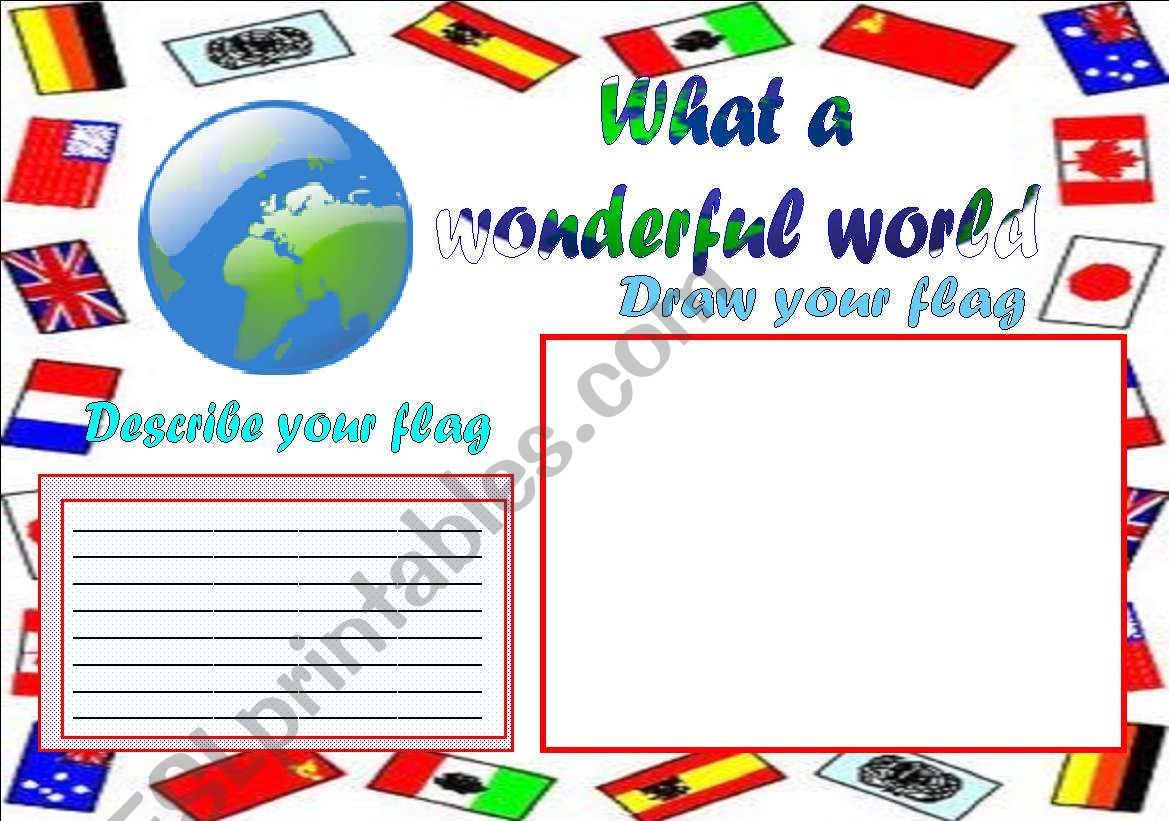 Draw Your Flag