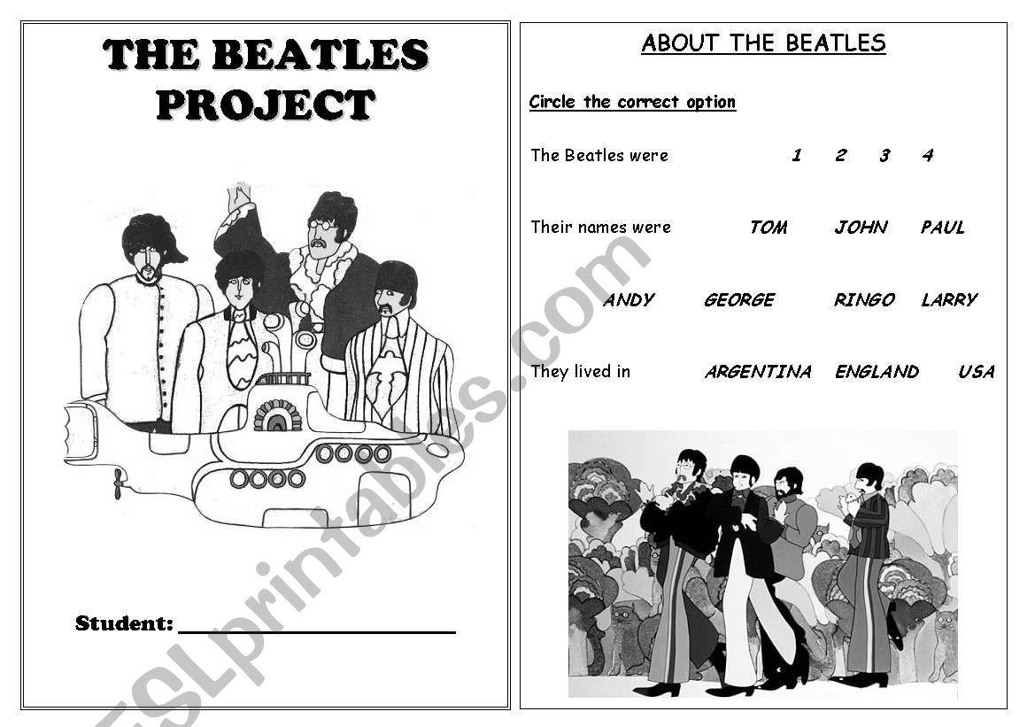 Beatles For Children