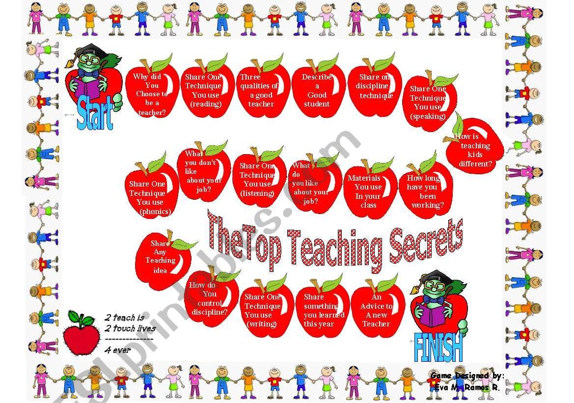 The Teacher Game