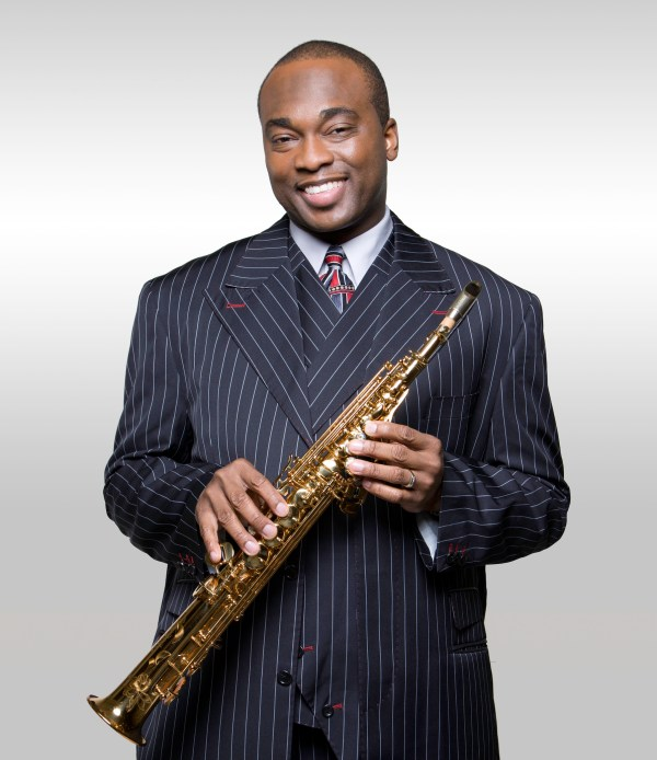 Jazz Saxophonist James Carter Performs as Visiting Guest ...