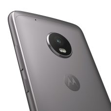 Moto G5 Plus_Black_Back_Detail
