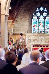 wedding ceremony st john baptist Wolvey readings