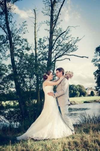 bride groom river somerford hall natural photographs