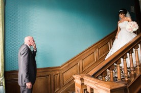 Father of the Bride Emotional reveal Dunchurch Park