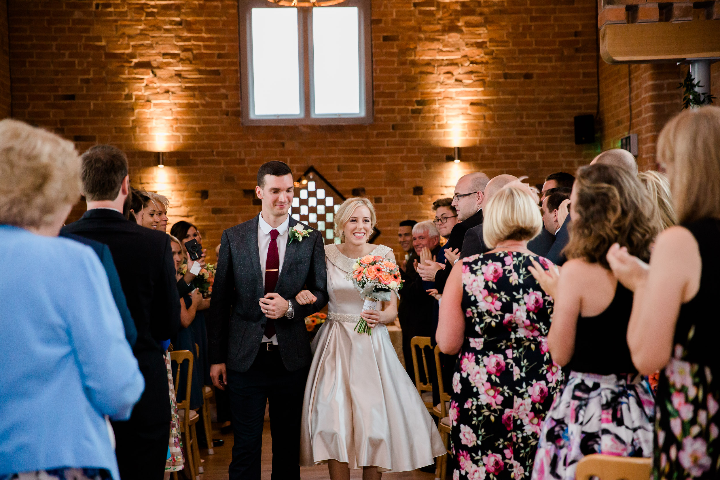 Swallows Nest Barn Chic & Rustic Wedding-68