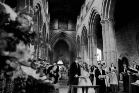 holy trinity kettering church wedding ceremony