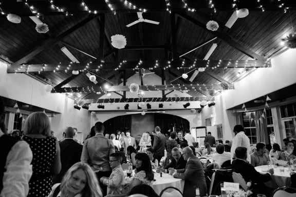 Fun Country Wedding Claverdon Village Hall -128