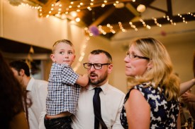 Fun Country Wedding Claverdon Village Hall -145