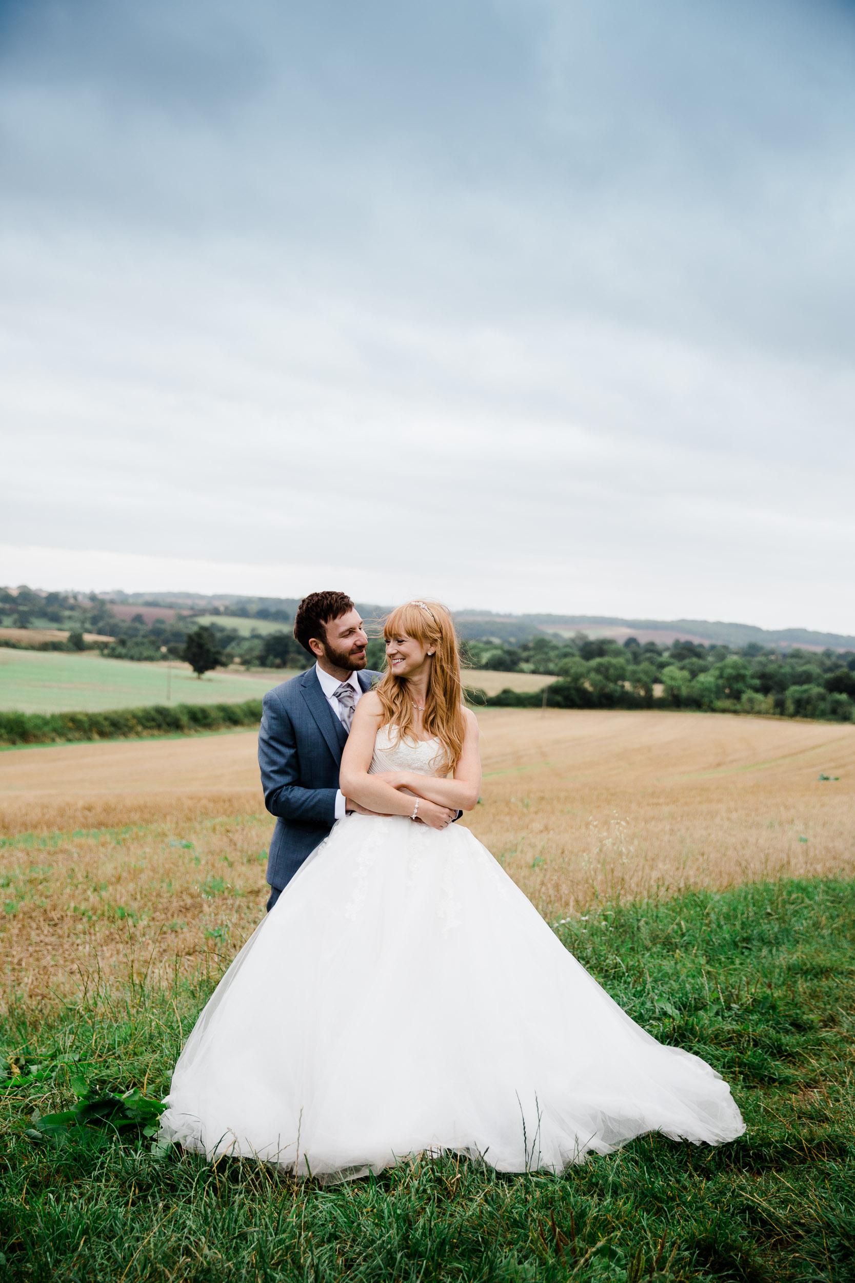 Fun Country Wedding Claverdon Village Hall -72